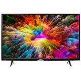 MEDION X14020 101 cm (40 Zoll UHD) Fernseher (Smart-TV, HDR, Triple Tuner, DVB-T2 HD, Netflix App, PVR, Bluetooth)