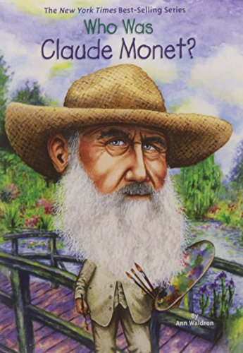 who-was-claude-monet-who-was-paperback