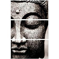 MagiDeal Pintura Cuadro de Lona Impresión de Arte Colgante de Pared Decoración de Hogar - Buda B-S