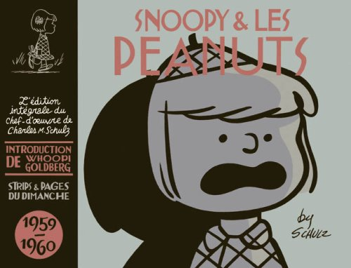 Snoopy - Intégrales - tome 5 - Snoopy et les Peanuts - Intégrale T5