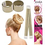 Bun Maker - Magic Hair Accessories Tool (Gold)