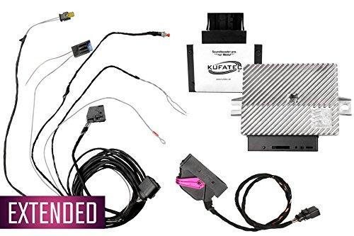 Preisvergleich Produktbild Universalset Active Sound inkl. Sound Booster ohne Soundgenerator - EXTENDED