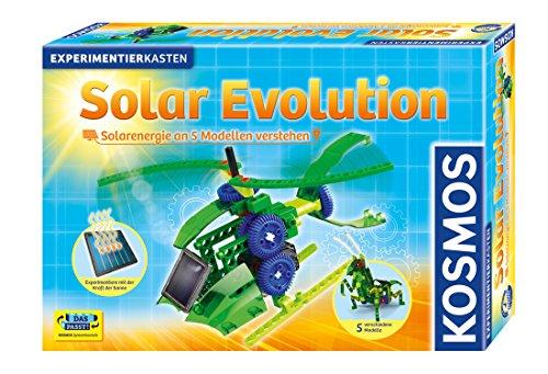 Kosmos 628918 - Solar Evolution