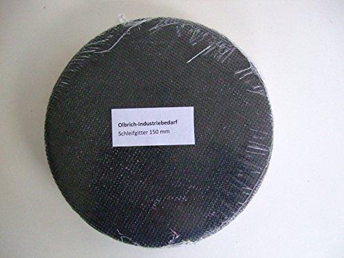Olbrich-Industriebedarf Schleifgitter 150 mm Körnung 80 - 25 Stück