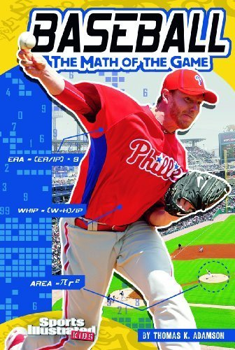Baseball: The Math of the Game (Sports Math) by Adamson, Thomas K. (2011) Paperback