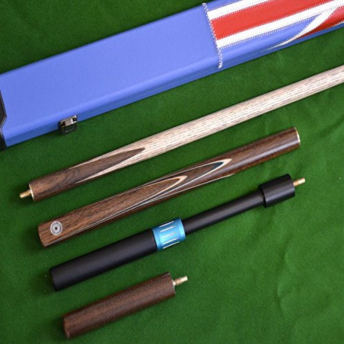 quality-handmade-4-piece-snooker-cue-set-comes-complete-with-rosewood-butt-gb-leather-case-telescopi