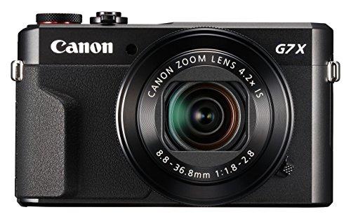 Canon PowerShot G7 X Mark II Digital Camera, Black(Certified Refurbished) Refurbished Canon Digital
