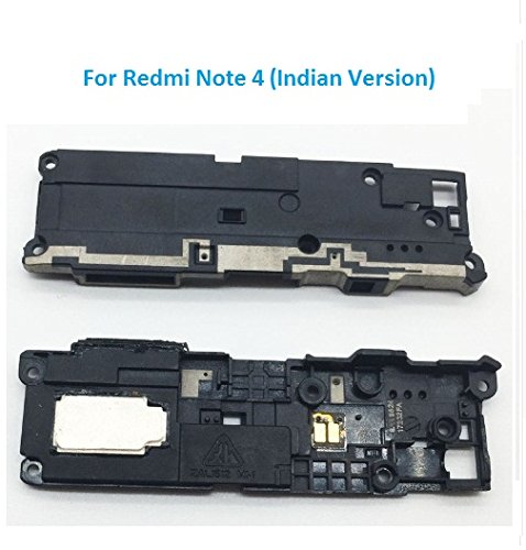 MrSpares LoudSpeaker Loud Speaker Buzzer Ringer Board Replacement For Xiaomi redmi Note 4