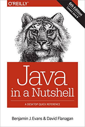 Java in a Nutshell: A Desktop Quick Reference
