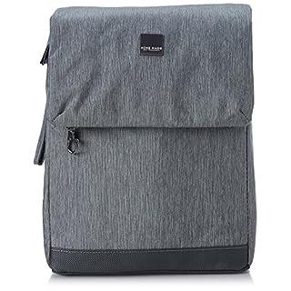 Acme Made AM36471PWW Montgomery Street Courier Messenger Bag Grey