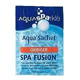 Happy Hot Tubs Aquasparkle Hot Tub Fusion Shock Treatment Spa Lite QUICK CLEAR Swimming Pool