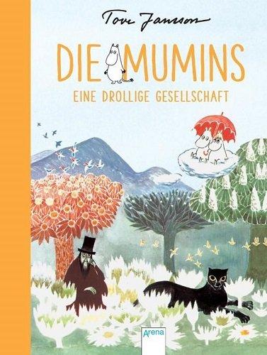 Die Mumins. Eine drollige Gesellschaft: Alle Infos bei Amazon