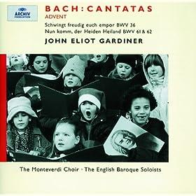 """J.S. Bach: Nun komm, der Heiden Heiland, BWV 61 - 5. Aria """"�ffne dich, mein ganzes Herz"""" (Soprano)"""