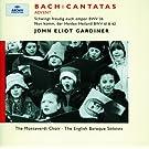 Bach, J.S.: Advent Cantatas BWV 61, 36 & 62