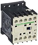 Schneider Electric LC1K09008M7 Minicontactor 4P(2Na + 2Nc) Ac-1 <=440 V, 20 A Bobina 220-230V Ca