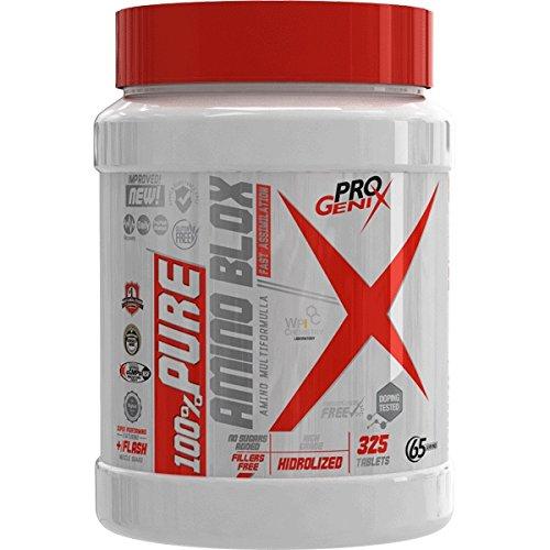 Progenix Amino Blox Dose 325 Tabletten