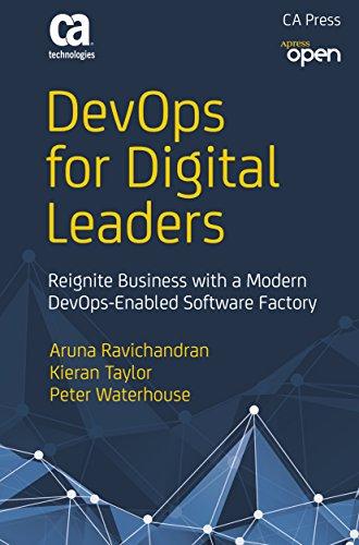 DevOps for Digital Leaders: Reignite Business with a Modern DevOps-Enabled Software Factory (English Edition) por Aruna Ravichandran