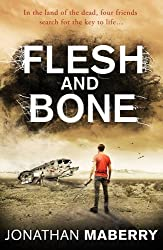 Flesh and Bone (ROT AND RUIN) by Jonathan Maberry (2015-09-24)