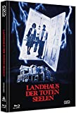 Landhaus der toten Seelen  auf 222 limitiertes Mediabook Cover D - Blu-ray