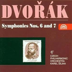 Symphonies N 6 & 7