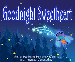 Goodnight Sweetheart by [McCartney, Donna Danielle]