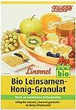 Flügge Linomel Leinsamen-Honig-Granulat, bio, 3 x 250g