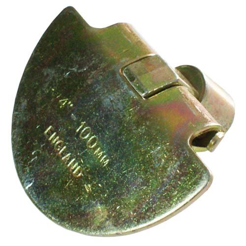 100mm Drop Scraper Head - For Drain Rods - Unblocking, Cleaning by Cablefinder