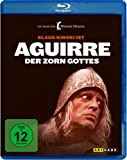 DVD Cover 'Aguirre - Der Zorn Gottes [Blu-ray]