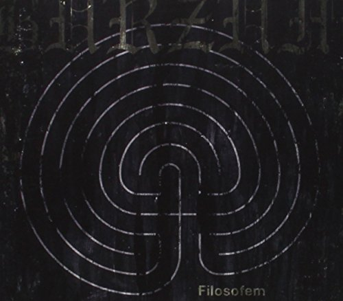 Burzum: Filosofem (Audio CD)