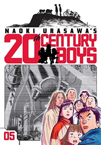 NAOKI URASAWA 20TH CENTURY BOYS GN VOL 05 (C: 1-0-1) por Naoki Urasawa