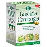 ESI - GARCINIA CAMBOGIA FORMULA CONCENTRATA 60 CPS DA 1000 MG [1 CONFEZIONE] efficace | naturale | benessere quotidiano - [KIT CON SAPONETTA NATURALE QUIZEN IN OMAGGIO]