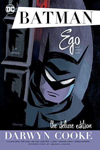 Geschichte Schurke Kostüm - Batman: Ego and Other Tails Deluxe Edition