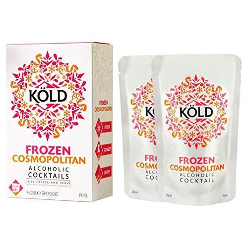 Kold Cocktails Frozen Cosmopolitan 2 x 225ml