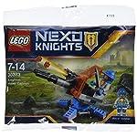 Lego Nexo Knights Character Encyclopedia  LEGO