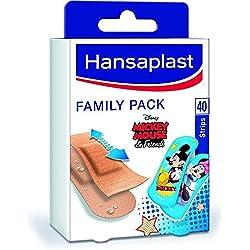 Hansaplast Set de 40 Pansements Family Pack