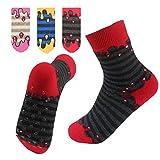 Ergora ABS Socken Rutschis Phthalatfrei ohne Weichmacher 3 Farben Gr.