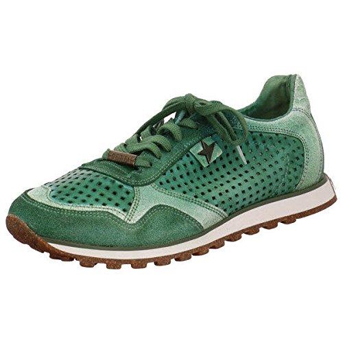 Cetti Luxsportiveshoes C848 NAPA TIN VERDE, Sneaker uomo, (Verde), 44 eu