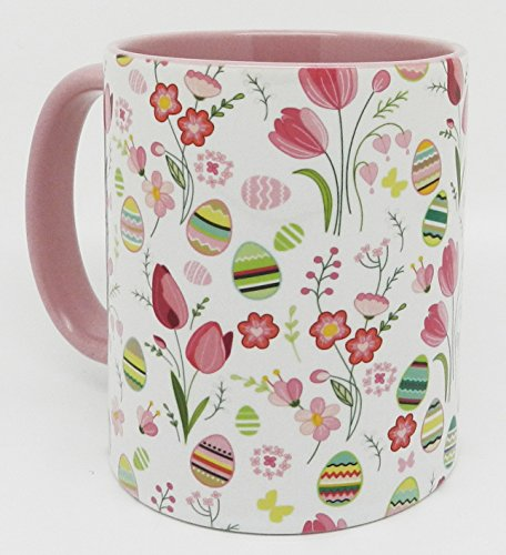 The Pink Easter Egg Mug from Half a Donkey