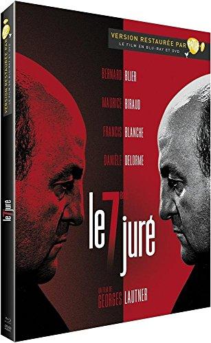Bild von Le septième juré [Blu-ray] [FR Import]