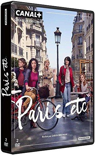 Bild von Coffret paris, etc, saison 1 [FR Import]