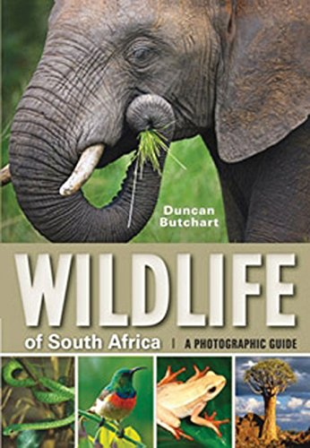 Wildlife of South Africa: A Photographic Guide -