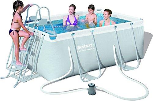 Piscina rectangular de segunda mano solo quedan 3 al 75 for Depuradoras de piscinas de segunda mano