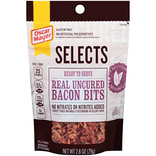 oscar-mayer-selects-real-uncured-bacon-bits-28oz-pouch-pack-of-4-by-oscar-mayer