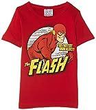 Logoshirt Maglietta con stampa, colletto tondo, bambino Rosso (Animal Red) 2-3 anni