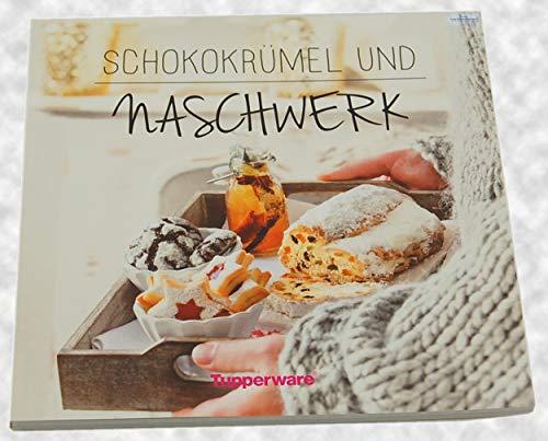 Tupperware® Kochbuch Schokokrümel & Naschwerk Back-Rezepte Kuchen Kekse E43 (Für Tupperware Cupcakes)