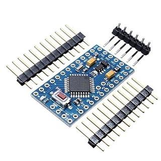 Hrph Pro Mini TMEGA328P 328 Mini ATMEGA328 5V 16MHz für Arduino PRO Modul TE362