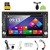 Best Pupug Car Stereo Systems - 6.2inch Digital Touchscreen Headunit Win 8 Car Stereo Review