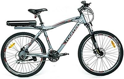 Moma - Bicicleta Eléctrica Montaña 26