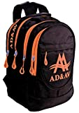 #4: AD & AV BLUE SCHOOL BAG 111_SCHOOLBAG_BIGBLUE_AA