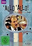 'Allo 'Allo! - Die komplette zweite Staffel [2 DVDs]
